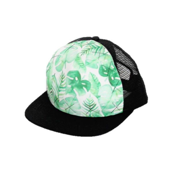 Snap Back - Tropical Jungle - Kids & Adult sizes (1 Left)