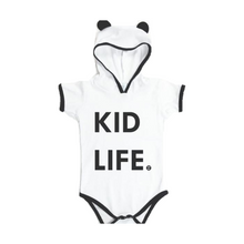 Kid Life Hooded Onesie (18-24 months)