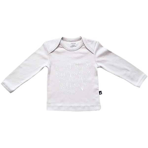 Wise Beyond my Weeks Tee (2T)