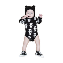 Soldier Bear Long Onesie (6-12)