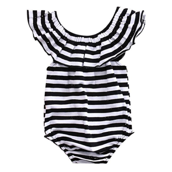 Off the Shoulder Onesie (3-6 months)
