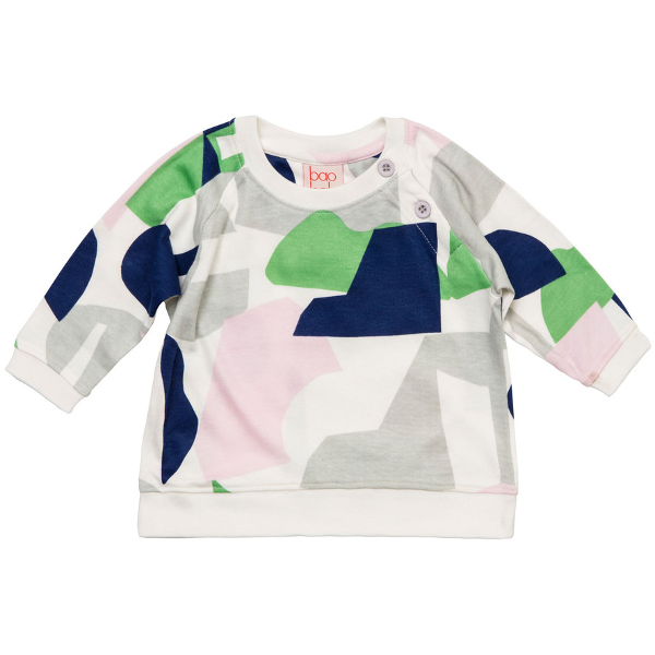 Shapes Baby Organic Top (3-6 months)