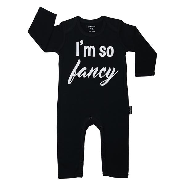 So Fancy Romper