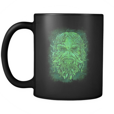 GreenMan Mug 11 oz