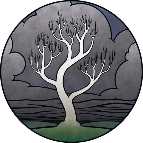 Sycamore Sticker