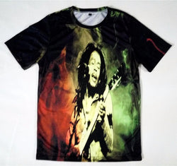 Bob Marley Men's T-Shirt
