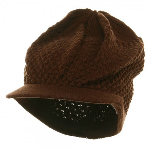 Rasta Hat Brown #13