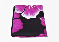 Headwrap Purple, Black