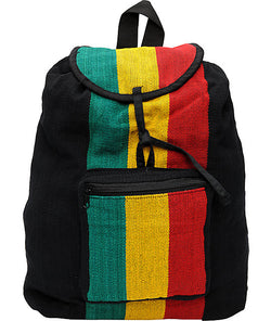 Rasta stripe Backpack