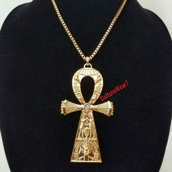 Ankh Necklace & Pendant