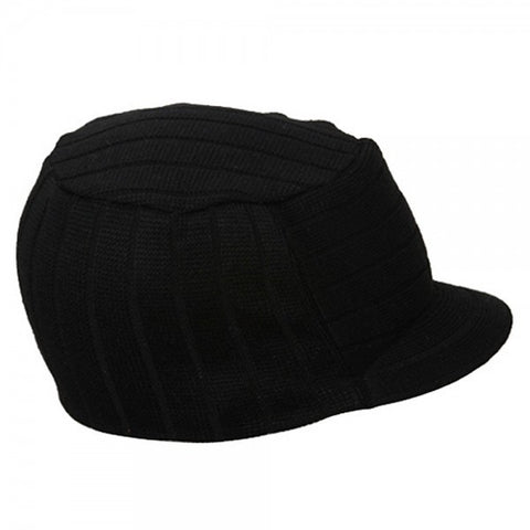 Rasta Hat Black #40