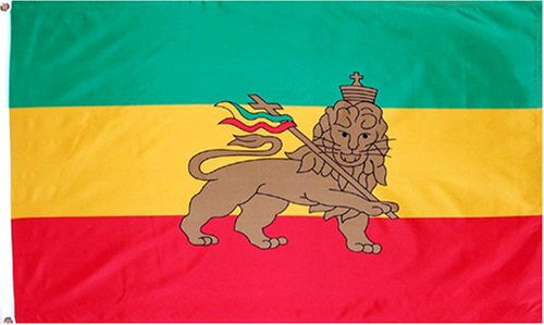 Lion Of Judah Flag
