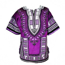 Dashiki Purple