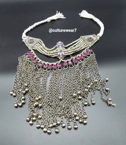 Pink Vintage Necklace