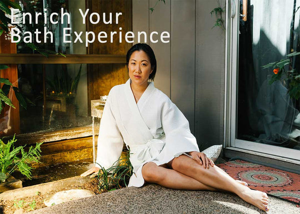 Bathrobes to Enrich your Bathing Experience