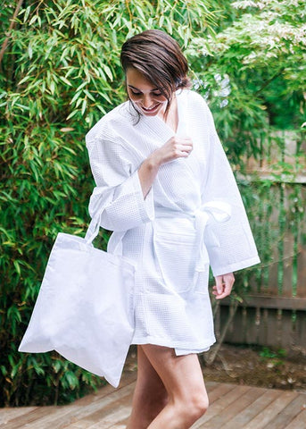 b5605c07 How to Choose the Best Fit Bathrobe for Men and Women?