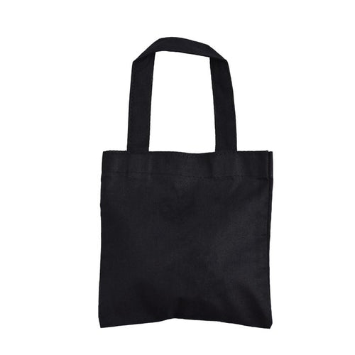 100% Cotton Promotional Mini Tote Bag