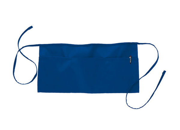 Waist Apron royal blue