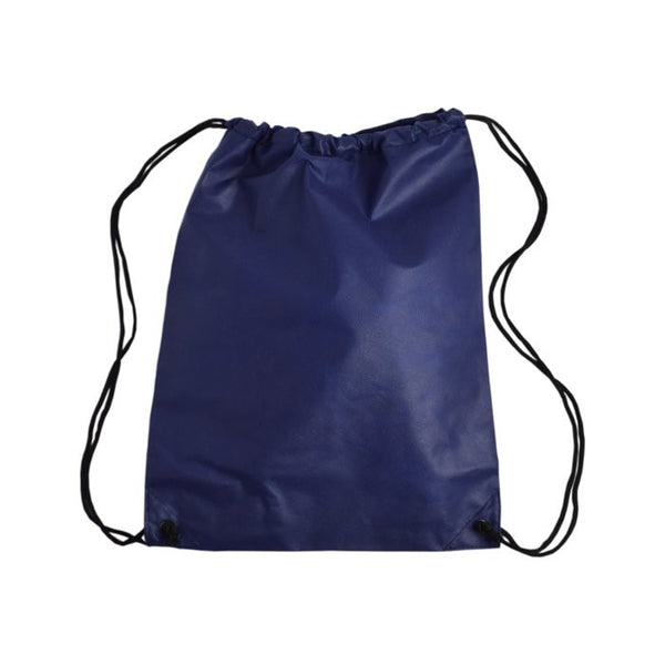 California Non-Woven Drawstring Backpack