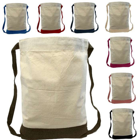 Durable Cotton Canvas Tote Bags