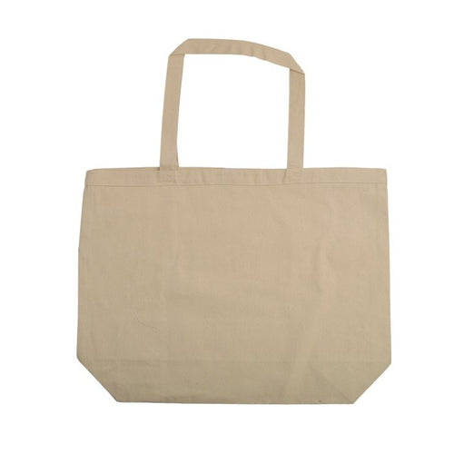 Giant Gusset Canvas Totebag
