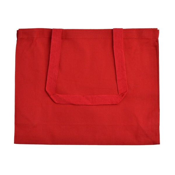 Horizontal Canvas Tote Bag