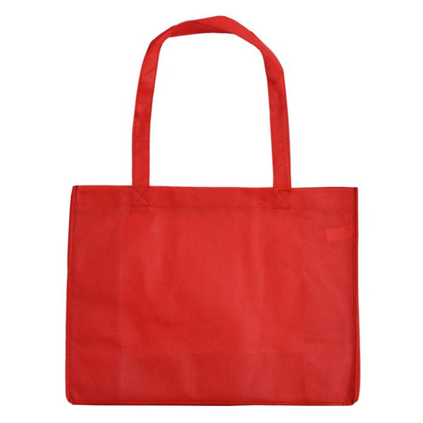 Horizontal Non-Woven Promotional Tote Bag