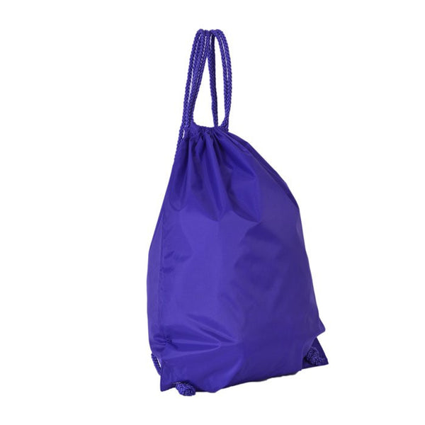 Promotional Nylon Cinch Drawstring Bag