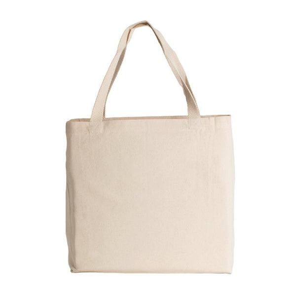 Sturdy Large Grocery Canvas Tote Bag