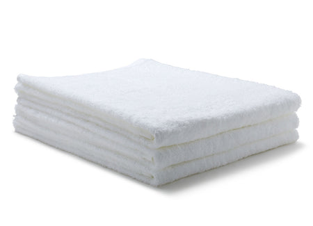 "Washcloth Towel White - 13"" x 13"""