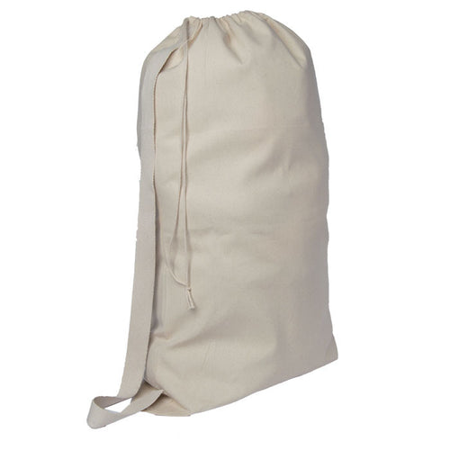 Durable Canvas Laundry Bag