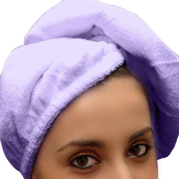 Microfiber Hair Wrap Towel