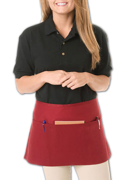 Full Length Apron with Pocket
