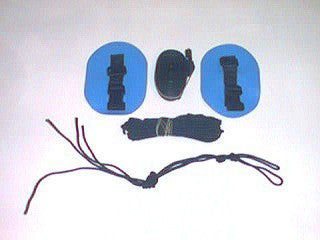 Center Bag Lacing Kit