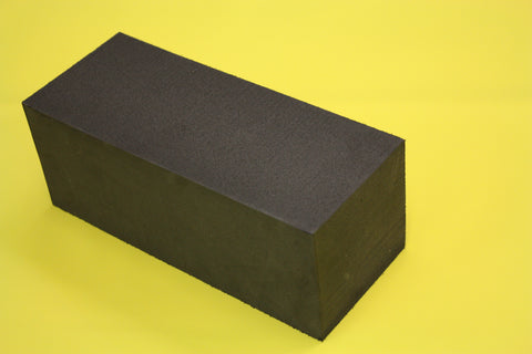 "4"" x 4"" x 8"" Block of Minicell Foam"