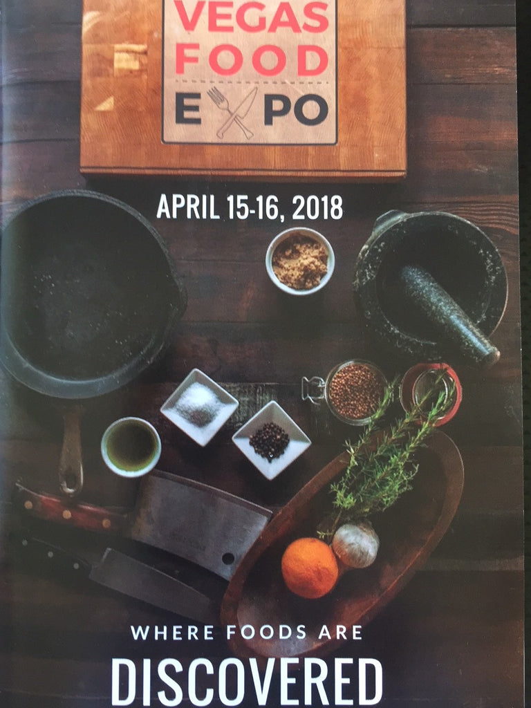 Vegas Food Expo 2018