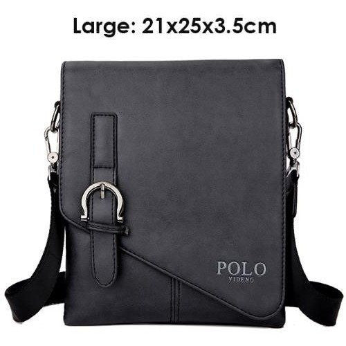 Polo Men Shoulder Bag at Bagz Central for only $34.99