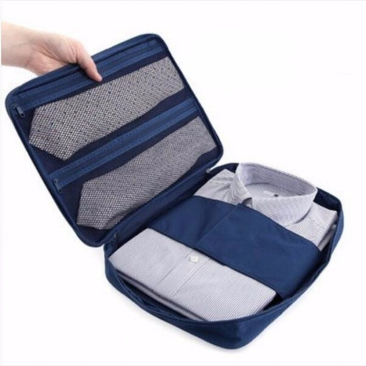 Shirt And Tie Organizer Waterproof Traveling Storage Bag at Bagz Central for only $13.99