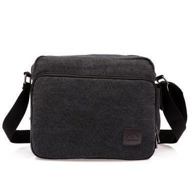 Multi Functionality Canvas Travel Crossbody Bag at Bagz Central for only $31.99