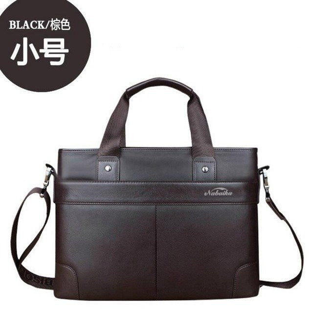 X-Online 032117 hot sale man handbag male large tote business bag at Bagz Central for only $21.99