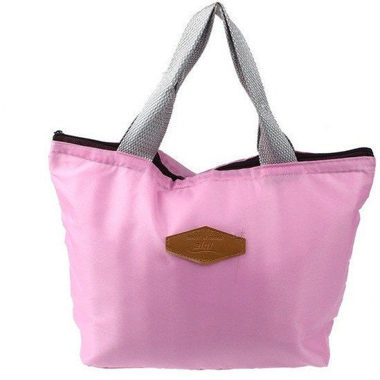 Waterproof Portable Picnic Insulated Tote Lunch Bag at Bagz Central for only $1.99