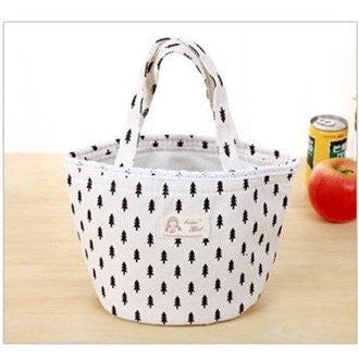 2017 New Round Lunch Bag at Bagz Central for only $7.99