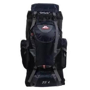 Large Waterproof 75L Hiking Backpack at Bagz Central for only $68.99