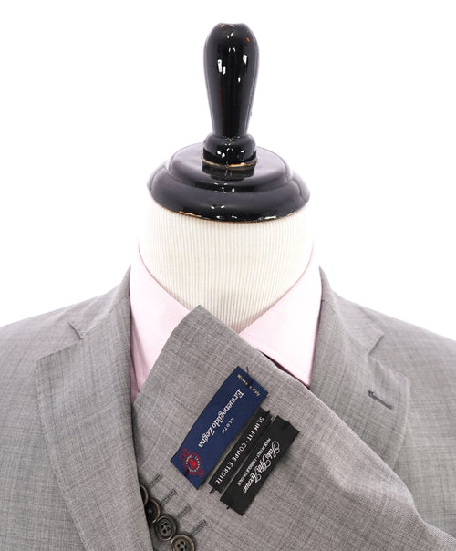 SAKS FIFTH AVENUE - ERMENEGILDO ZEGNA CLOTH - Gray Made in Italy Blazer- 38R
