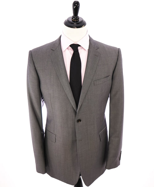 "BURBERRY LONDON - Made In Italy Wool & Mohair ""MILBURY"" LOGO Suit - 48L"
