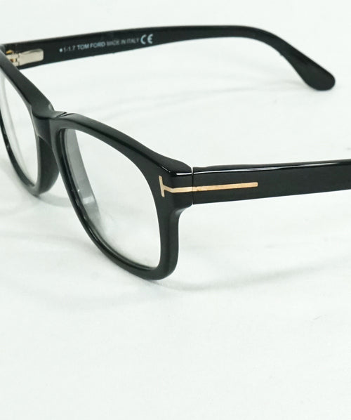 "TOM FORD - ""TF5147"" 001 Black/Gold Optical Frames Glasses - 52-17 145"