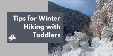 Tips for Winter Hiking with Toddlers