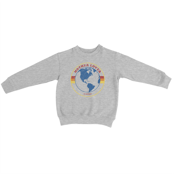 Mother Lover Sweatshirt - Sawyer