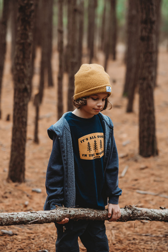 All Good in the Woods Tee