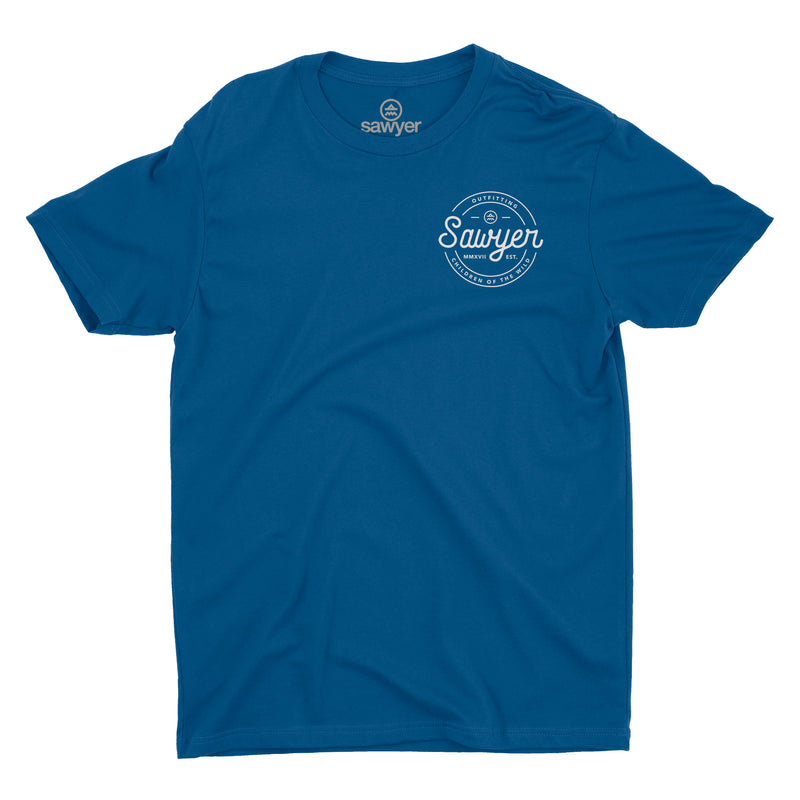 Outfitter Tee <h5>royal blue </h5>
